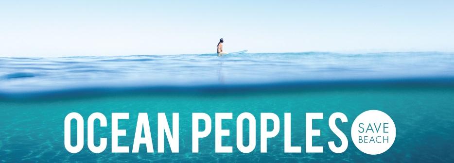OCEAN PEOPLES イベントに出展します。