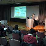 長良川流域子ども協議会 野村さんの活動発表。