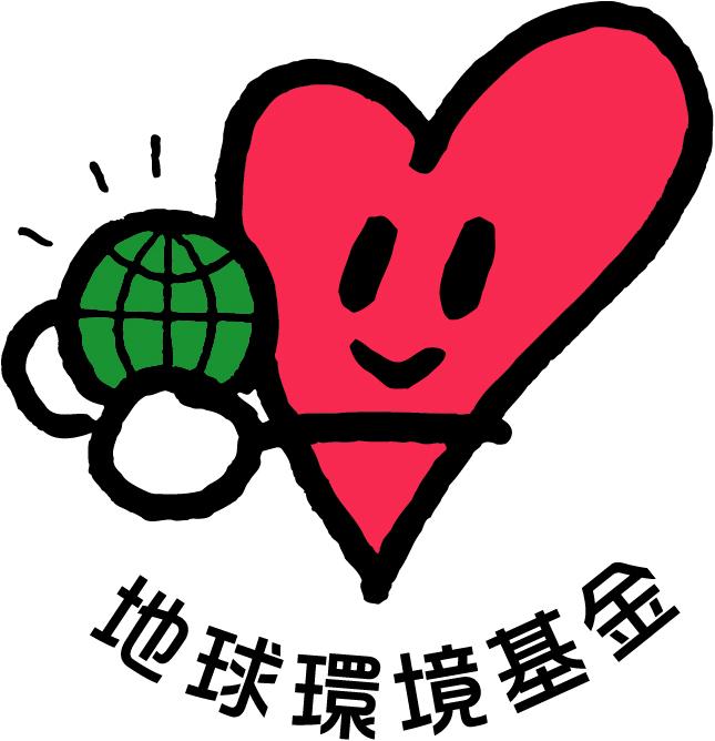 地球環境基金のシンボルマーク「基金ちゃん」