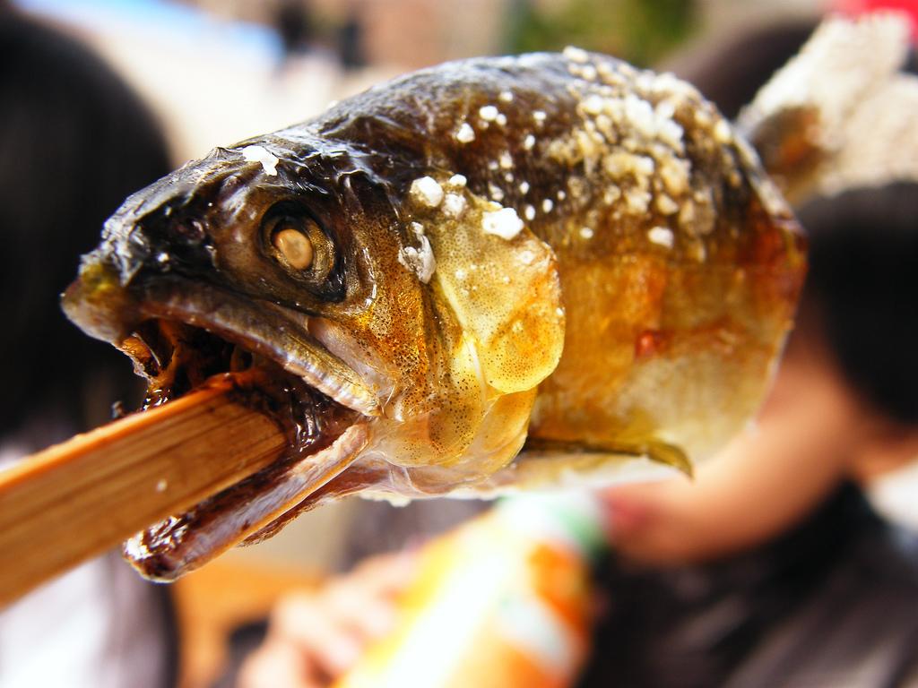 食欲の秋、鮎の塩焼きを食べに行こう!「第3回 岐阜県焼き鮎味比べ交流会」開催