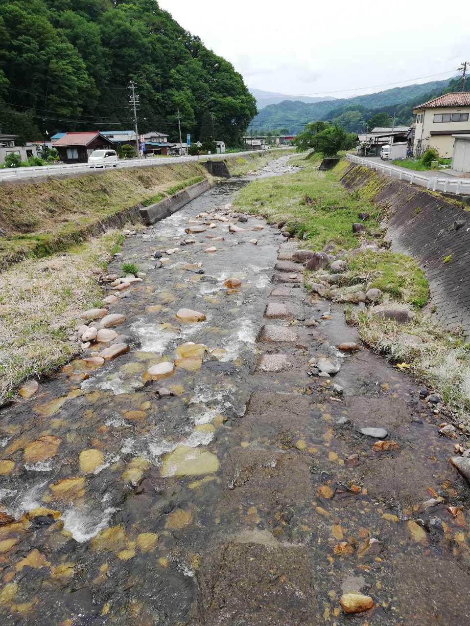 6月23日(日)長野県木祖村でテンカラ講習会